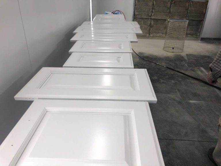 ELCO Painting cabinet painting in Rhode Island