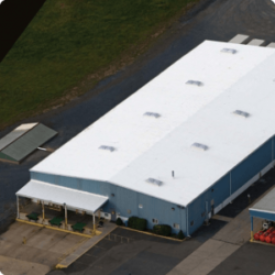 ELCO Painting factory roof coatings